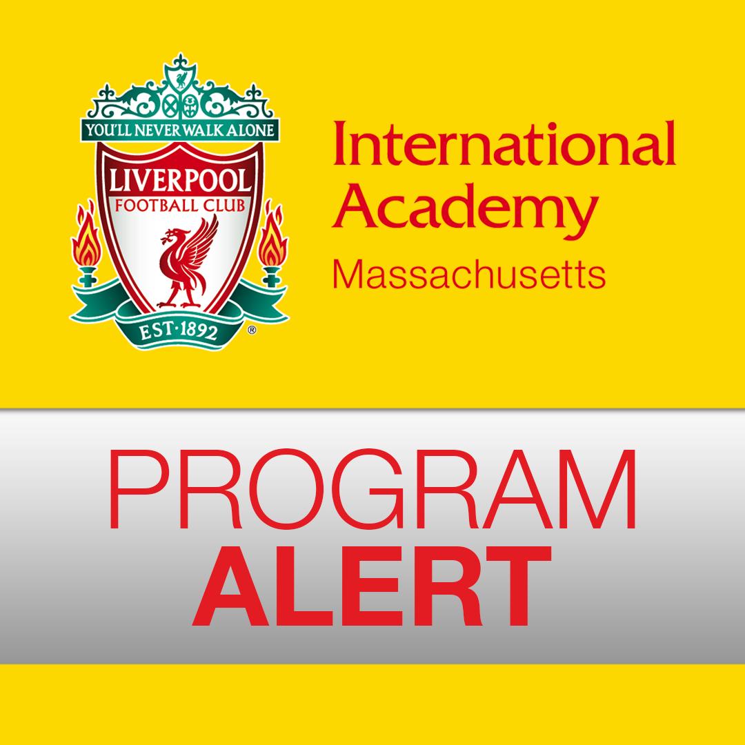 Program Alert